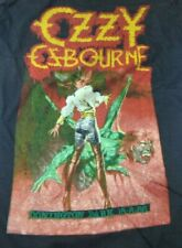 Motorhead Ozzy Osbourne  vintage 1980s T SHIRT UNWORN single stitch SMALL
