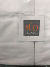 BELLINO Fine Linens - Queen Sheet Set ITALY -Hotel Collection - Hemstitch Finish