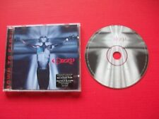 OZZY OSBOURNE - 'DOWN TO EARTH' - 11-TRACK EPIC AUSTRIAN MUSIC CD 'SUPERB USED'