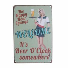 Bar & Pub Decorative Plaques & Signs