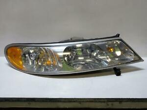 1998 CONTINENTAL RIGHT HEADLAMP