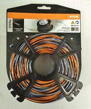 Filo nylon decespugliatore CF3 Pro STIHL diametro 3,3 mm 3 componenti