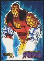 1998 Marvel Creator's Collection Trading Card #2 Shocker