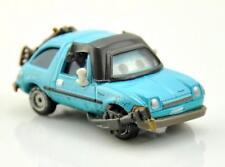 Disney Pixar Cars Petey Pacer Blue with Welding Torch Lemons 1/55 Diecast No Box