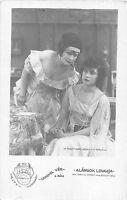 B8648 Acteurs Actors Cinema Mattyasovszsky not used PPC 11/14 cm aprox 1930