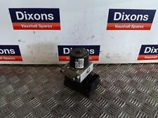 Astra J Mk6 ABS Pump 13370782 ADN