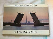 More details for pack of 28 vintage soviet russian 1970s leningrad photo postcards
