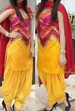 Indian Bollywood Ethnic Designer Anarkali Salwar Kameez Suit &Traditional VF0100