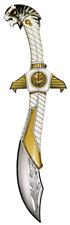 Sword Power Rangers Legacy Saba Talking Morphin White Tiger Saber New Bandai W