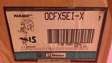 Box of 15 Panduit Pan-way OCFX5EI-X Outside Corner Fittings