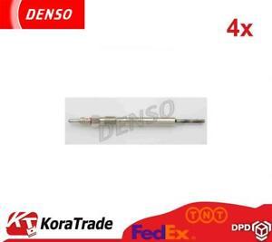 4x DENSO DG-193 DIESEL HEATER GLOW PLUG