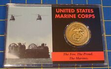 United States Military Mint Coin Marine Corps