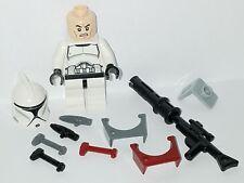 LEGO Star Wars CLONE TROOPER Minifigure 75015 Alliance Tank Commander