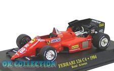 1:43 F1 - FERRARI 126 C4 (1984) - René Arnoux (36)