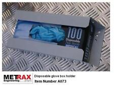 Disposable Glove Box Holder.Van / Workshop Storage Holder Motocross Enduro Super