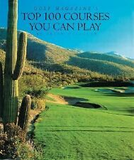 Golf Magazine's Top 100 Courses You Can Play by Brian McCallen (2003, Hardcover)