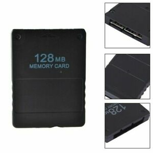 128MB PS2 Memory Card for Sony PlayStation 2 Data Stick Memory Card PS2 UK