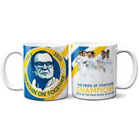 Leeds Champions Mug League Champions Marcelo Bielsa Cup Winners Promotion 2020
