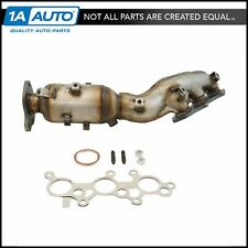 Exhaust Manifold with Catalytic Converter Gaskets & Hardware LH for Toyota New