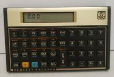HP 12C Financial Calculator W/Sleeve