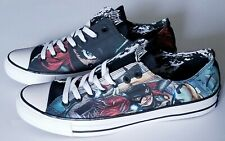 Converse All Star BATGIRL DC Canvas Low Top Shoes Men's Size 11