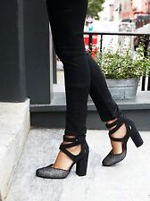Free People + Faryl Robin Vegan Atwood Heel Size 7 New MSRP: $128