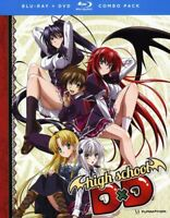 High School DXD: The Series [New Blu-ray] With DVD, Alternate Version
