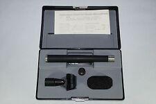 Bruel & Kjaer Type 4006 Omni Condenser Microphone Mic Studio NEW Case Clip
