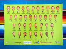 ✺New✺ 2016 2017 SYDNEY THUNDER Big Bash League Cricket Poster - 42cm x 29.5cm