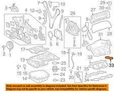 TOYOTA OEM Intake-Manifold Plenum Gasket 171760P021