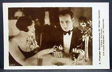 A. Petersen Mozzuchinowa - M. Wiktor Varkoni - Film Foto Autogramm-AK ( j-5829