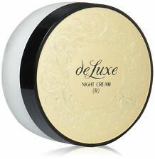 Shiseido De Luxe Night cream (Moist type) 50g Shipping Free from Japan