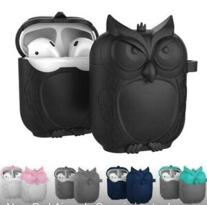 Airpods Owl Case 1st 2nd Gen  Owl Design High Quality