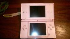 Nintendo Ds Lite Rosa y 3 Juegos #S95B72