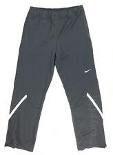 New Nike Enforcer Warm-Up Training Pant Women's Medium 621966 Grey Pockets