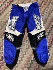 90's Answer Racing 840 Diamond Oxford Edge Motorcross Pants Size 40