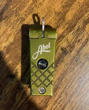 Abel Nippers w/ Orvis and Abel branding, Satin Olive, good working condition.
