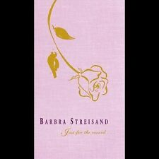 Just for the Record... [Box] by Barbra Streisand (CD, Jul-2003, 4 Discs, Columbia (USA))