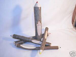 MATITONE MATITA IN LEGNO personalizzata pastello nome inciso fuoco bomboniera