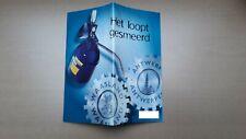 ► De Lijn - folder Antwerpen - Waasland (februari 2002)