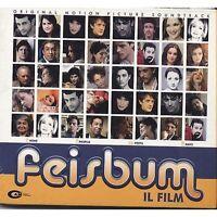 Feisbum - Il Film - CD OST 2009 DIGIPACK SIGILLATO SEALED