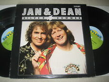 Jan & Dean - Silver Summer   Vinyl 2 LP