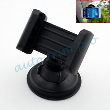 Black Adjustable Phone Bracket Holder Stand Support Cradle Vehicle Inner Parts