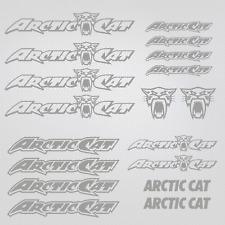 Arctic Cat sticker snowmobile racing 18x replica cats head sled helmet decal