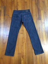 Levis 511 Slim Skinny Blue Denim Jeans Youth Boys Sz 16 Regular Fits 28W x 28L