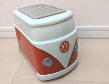 Volkswagen Toaster Red Original Mini Bus Interior Rare Item Limited Japan New FS