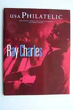 2013 USA Philatelic (Limited Edition) Courage Magazine Featuring Ray Charles on