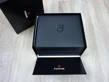 TUDOR WATCH BOX + outer carton box black 51433 AUTHENTIC