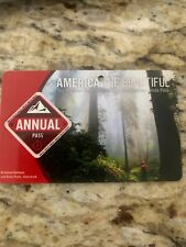 National Park Annual Pass - Expires July 31, 2022