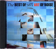 ART OF NOISE - THE BEST OF ART OF NOISE - CD ALBUM VOGUE FRANCE  [325]